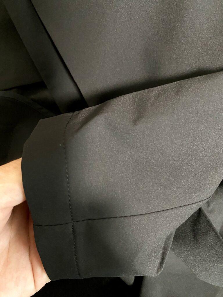 DcollectionのIt's moreジャケットをUPで撮影した写真