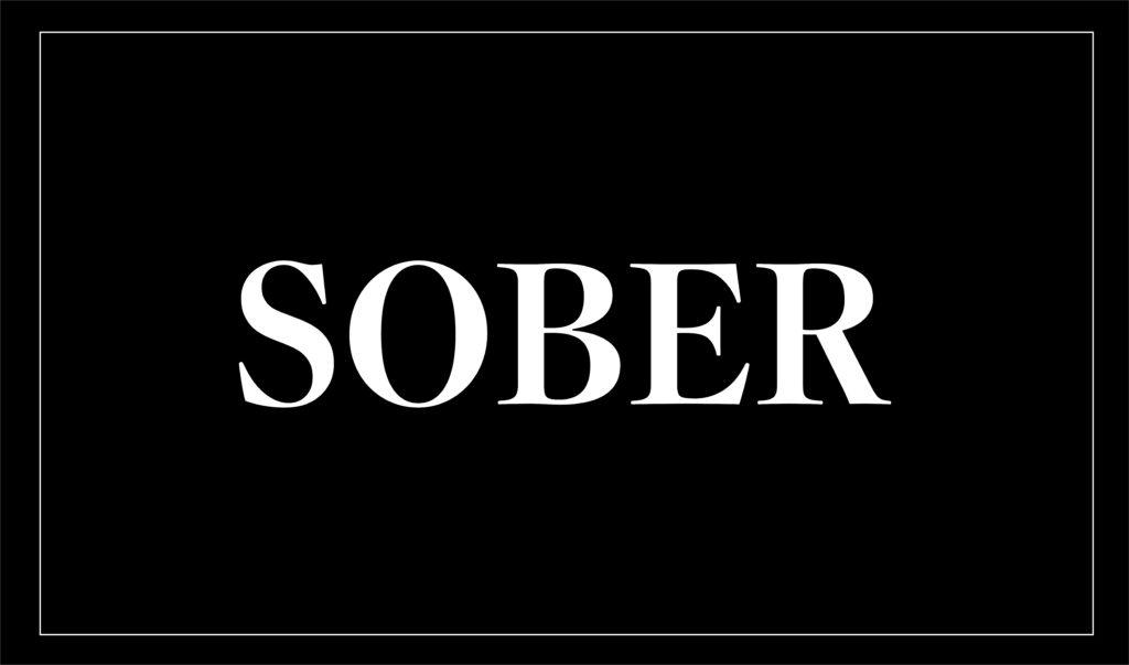 SOBERのブランドロゴ