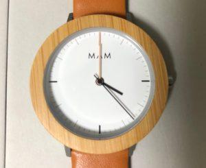 MAMFERRA 678が12時を指している画像