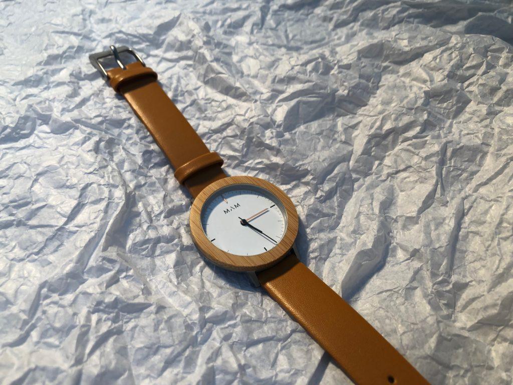 MAMのFERRA 678というモデルの時計