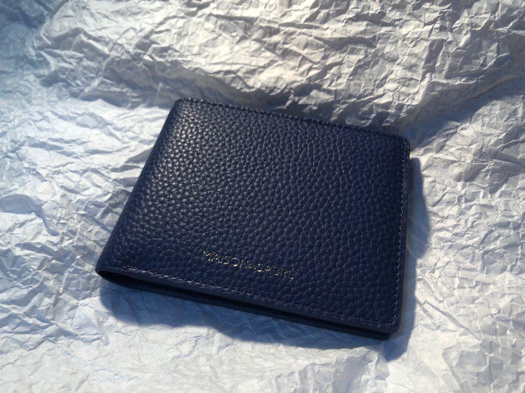 Maison de Sabreの財布の写真