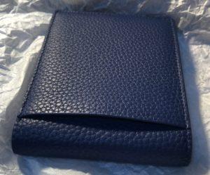 Maison de Sabreの財布に付いているアウトポケットの写真