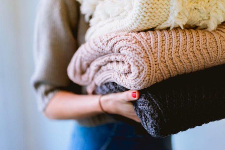 服を寄付するイメージ画像
