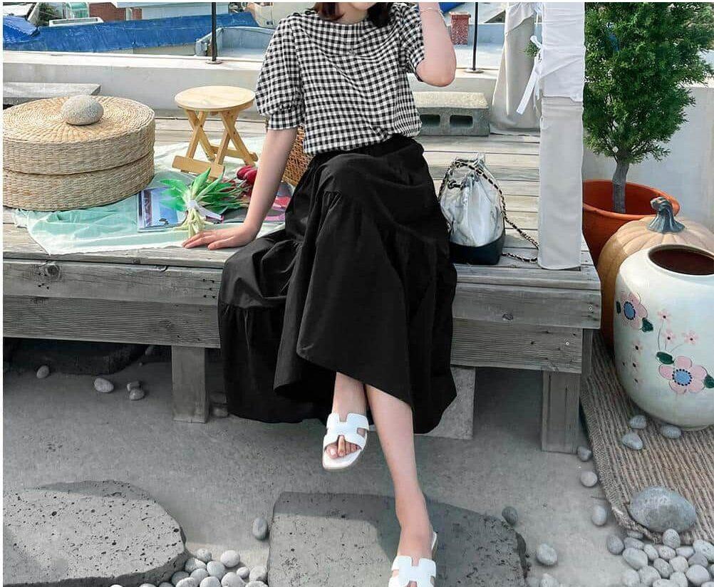 大人女性のための韓国ファッション通販サイトCANMARTで取り扱っているアイテム例の画像